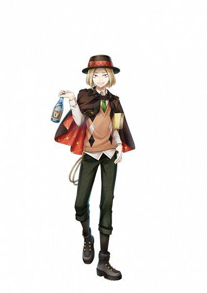 Nakahara Chuuya (Bungou to Alchemist) - Bungou to Alchemist