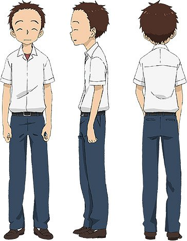 Nakai (Karakai Jouzu no Takagi-san) - Karakai Jouzu no Takagi-san