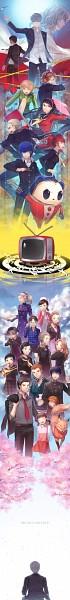 Nakajima Shu - Shin Megami Tensei: PERSONA 4
