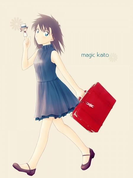 Nakamori Aoko - Magic Kaito
