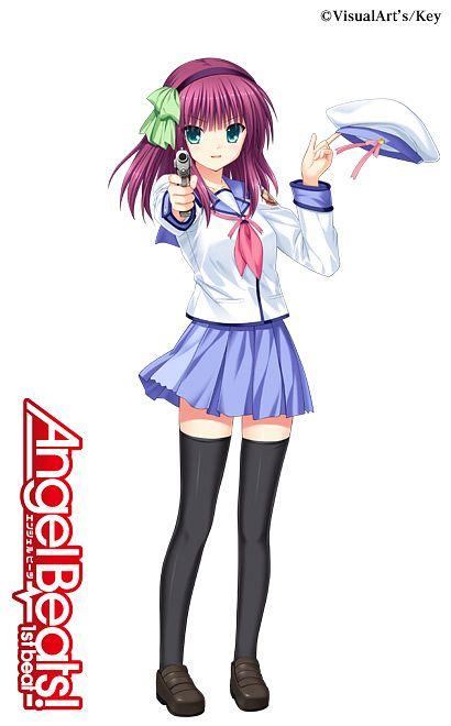 Nakamura Yuri - Angel Beats!