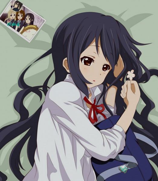 Tags: Anime, Natu (Natu-tobira), K-ON!, Akiyama Mio, Hirasawa Yui, Nakano Azusa, Tainaka Ritsu, Kotobuki Tsumugi, Azusa Nakano