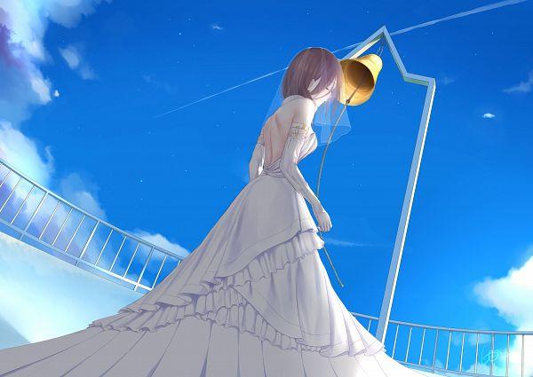 Tags: Anime, Pixiv Id 23026874, Go-Toubun no Hanayome, Nakano Miku, Pixiv, Fanart, Fanart From Pixiv