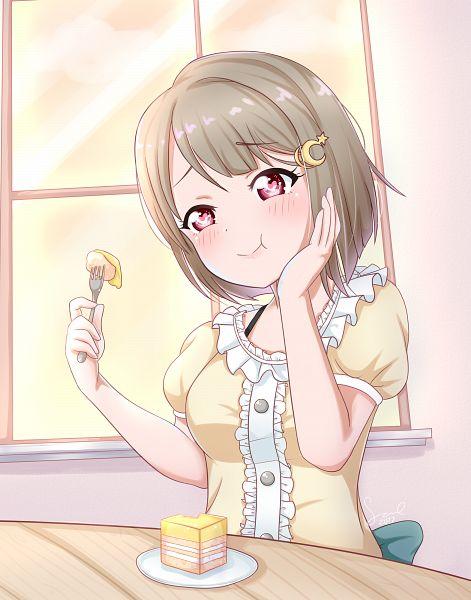 Tags: Anime, Pixiv Id 5236969, Love Live! School Idol Festival ALL STARS, Nakasu Kasumi, Fanart From Pixiv, Pixiv, Fanart, Kasumi Nakasu