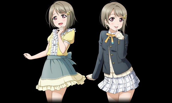Tags: Anime, Love Live! School Idol Festival ALL STARS, Nakasu Kasumi, Official Art, Kasumi Nakasu