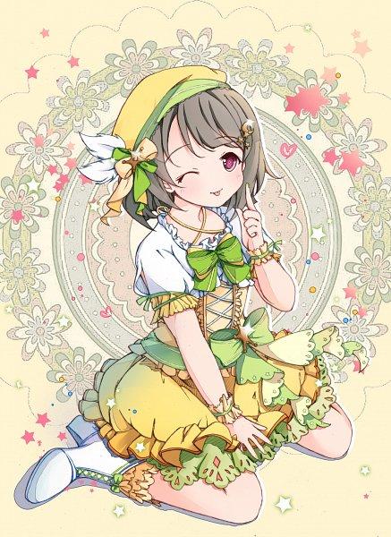 Tags: Anime, Bondson, Love Live! School Idol Festival ALL STARS, Nakasu Kasumi, Pixiv, Fanart, Fanart From Pixiv, Kasumi Nakasu