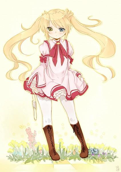 Tags: Anime, Natsu (Norari Kurari), KEY (Studio), Rewrite, Nakatsu Shizuru