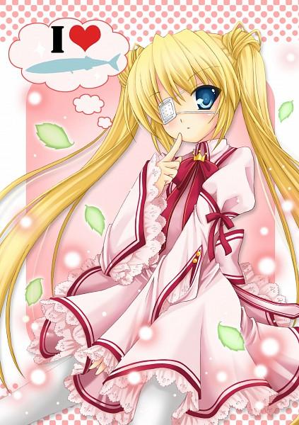 Tags: Anime, Chibinon, KEY (Studio), Rewrite, Nakatsu Shizuru