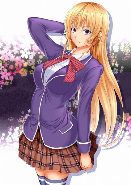 Tags: Anime, Pixiv Id 1235674, Shokugeki no Souma, Nakiri Erina, Fanart From Pixiv, Pixiv, Fanart