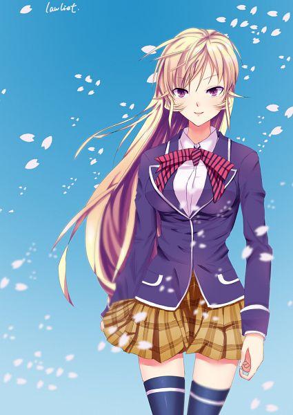 Tags: Anime, Pixiv Id 6489325, Shokugeki no Souma, Nakiri Erina, Pixiv, Fanart, Fanart From Pixiv