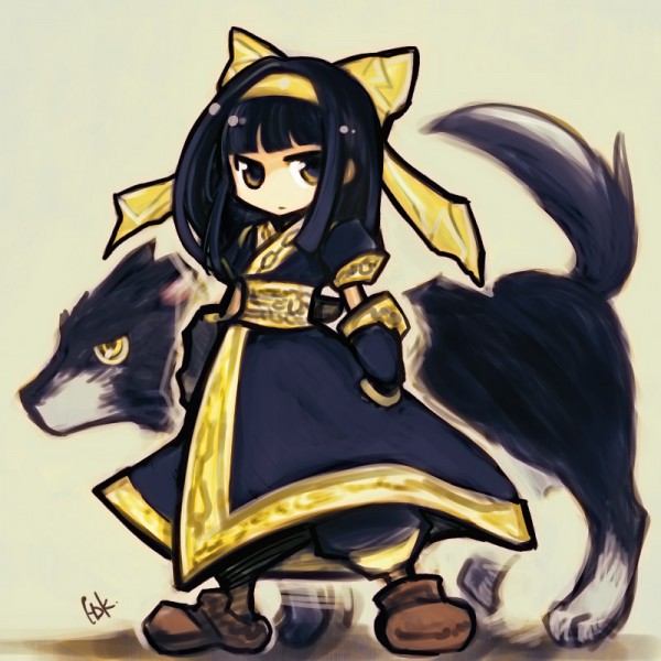 Tags: Anime, SNK Playmore, Samurai Spirits, Rera, Nakoruru, Ainu Clothes