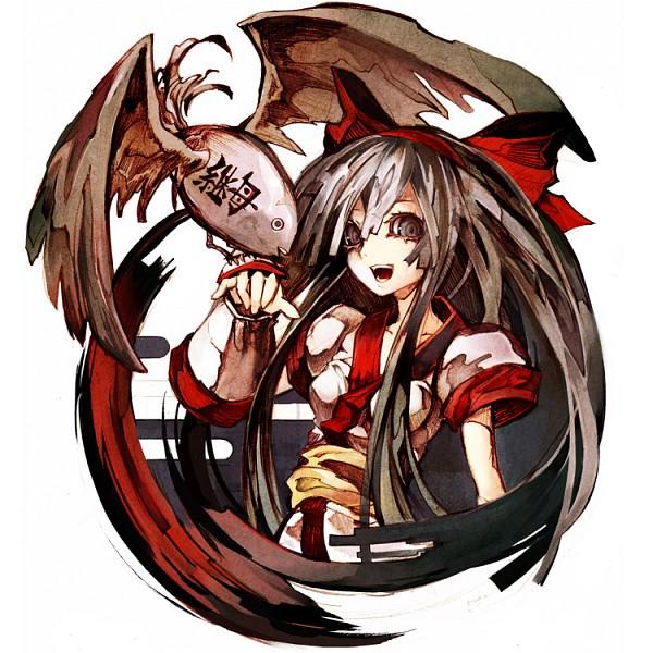 Tags: Anime, Banpai Akira, Samurai Spirits, Nakoruru, Bird on Hand