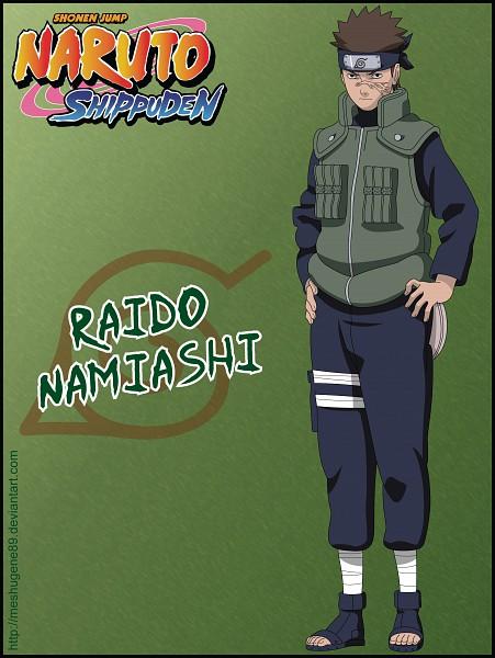 Tags: Anime, Meshugene89, NARUTO, Namiashi Raidou, deviantART