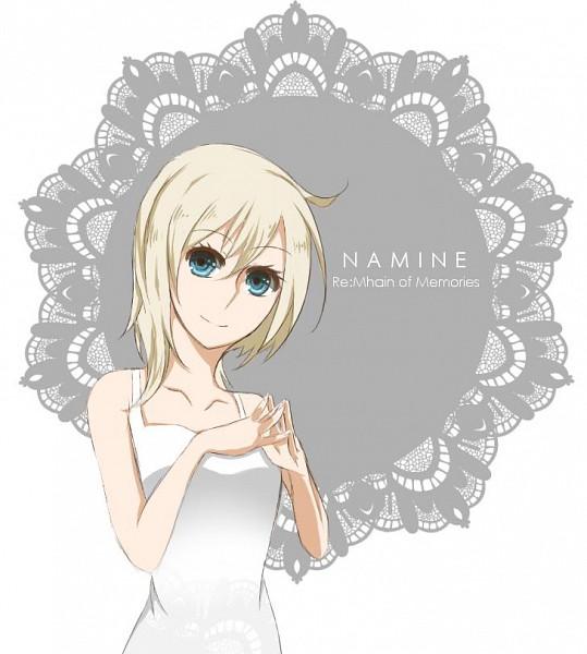 Tags: Anime, Kingdom Hearts II, Naminé