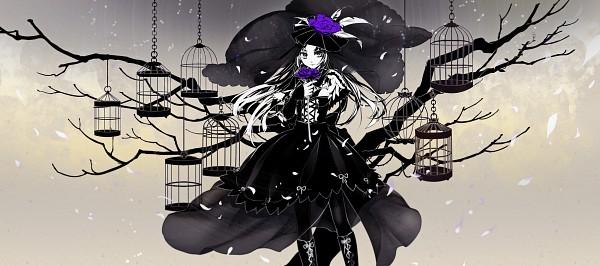 Tags: Anime, Pixiv Id 908378, UTAU, Namine Ritsu, Facebook Cover, Pixiv, Fanart From Pixiv, Fanart