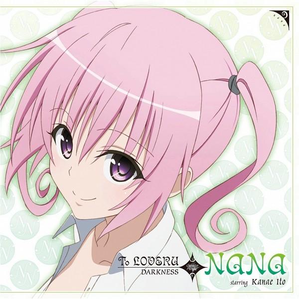 Tags: Anime, Yabuki Kentarou, To LOVE-Ru, Nana Asta Deviluke, Scan, Official Art