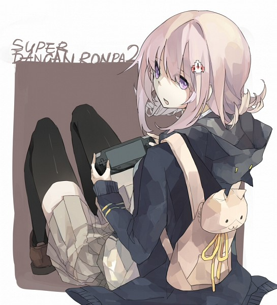 Tags: Anime, Shrie, Super Danganronpa 2, Nanami Chiaki, PSP, Pixiv, Fanart, Fanart From Pixiv