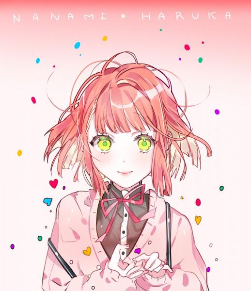 Tags: Anime, Piyo (ppotatto), Uta no☆prince-sama♪, Nanami Haruka, Pixiv, Fanart From Pixiv, Fanart, PNG Conversion