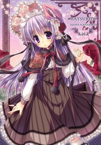 Tags: Anime, Nanaroba Hana, Pixiv, Original