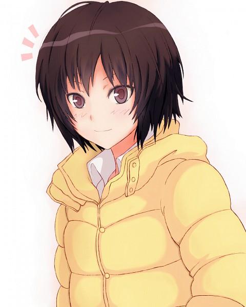 Tags: Anime, 6mg, Amagami, Nanasaki Ai, Pixiv