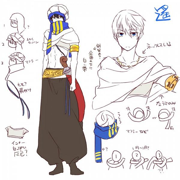 Tags: Anime, Pixiv Id 46962, Free!, Nanase Haruka (Free!), Fanart From Pixiv, Pixiv, Fanart