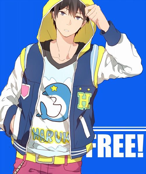 Tags: Anime, Spazzytoaster, Free!, Nanase Haruka (Free!), Tumblr, Fanart From Pixiv, PNG Conversion, Pixiv, Fanart