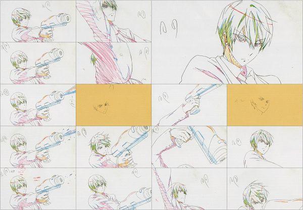 Tags: Anime, Free!, Nanase Haruka (Free!), Sketch