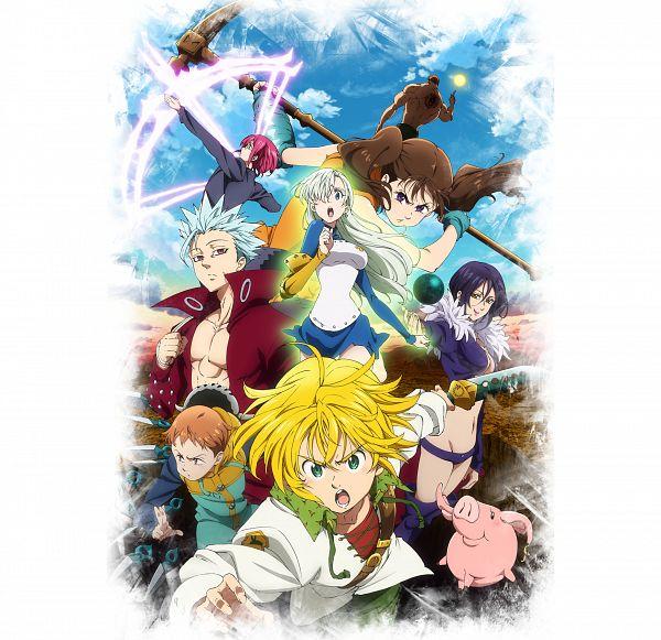 Nanatsu no Taizai: Imashime no Fukkatsu (The Seven Deadly Sins: Revival Of The Commandments )