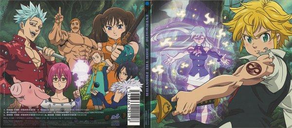 Tags: Anime, Studio DEEN, Nanatsu no Taizai: Kamigami no Gekirin, Nanatsu no Taizai (Suzuki Nakaba), Gowther (Nanatsu no Taizai), Elizabeth Liones, King (Nanatsu no Taizai), Escanor, Ban (Nanatsu no Taizai), Merlin (Nanatsu no Taizai), Meliodas (Nanatsu no Taizai), Hawk (Nanatsu no Taizai), Diane (Nanatsu no Taizai), The Seven Deadly Sins: Wrath Of The Gods
