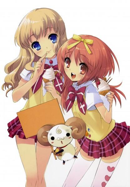 Tags: Anime, Ito Noizi, Nanatsuiro Drops, Koiwai Flora