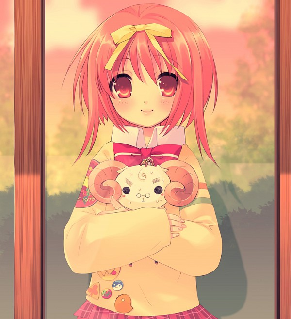 Tags: Anime, Ito Noizi, Nanatsuiro Drops, Yuki-chan, Akihime Sumomo, CG Art