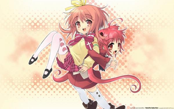 Tags: Anime, Ito Noizi, Nanatsuiro Drops, Akihime Sumomo, Wallpaper
