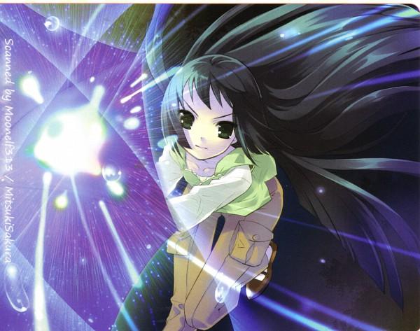 Tags: Anime, Nanatsuiro Drops, Yaeno Nadeshiko, CG Art, Self Scanned, Scan