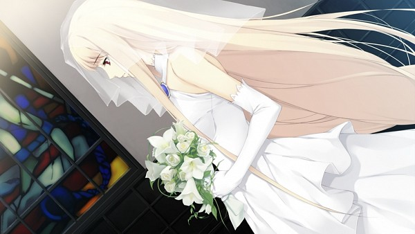 Tags: Anime, Sugina Miki, Innocent Grey, Caucasus, Nanatsuki Shion, Facebook Cover, Wallpaper, CG Art