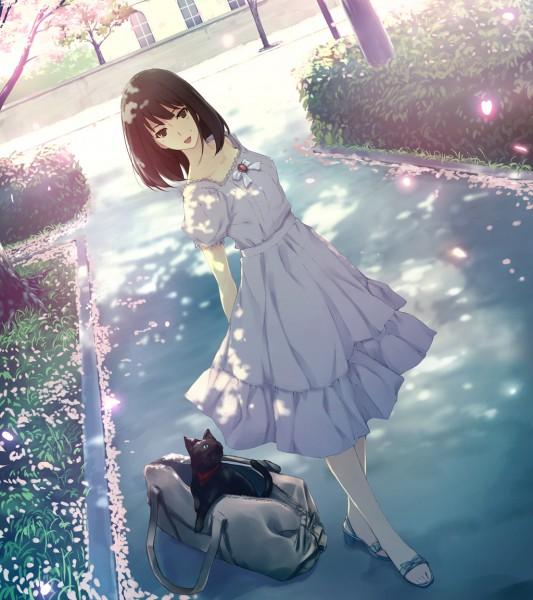 Tags: Anime, Sugina Miki, Innocent Grey, Caucasus, Nanatsuki Venio, CG Art