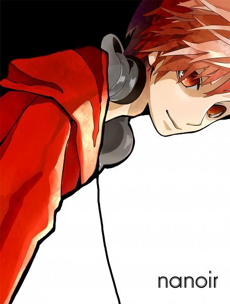 Tags: Anime, Pixiv Id 298748, Nano (Nico Nico Singer), Red Hoodie, Nico Nico Singer