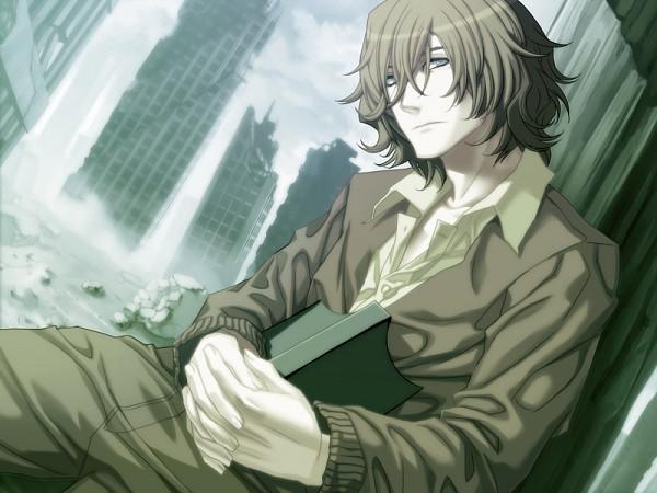 Tags: Anime, Nitro+CHiRAL, Togainu no Chi, Nano (TNC), CG Art