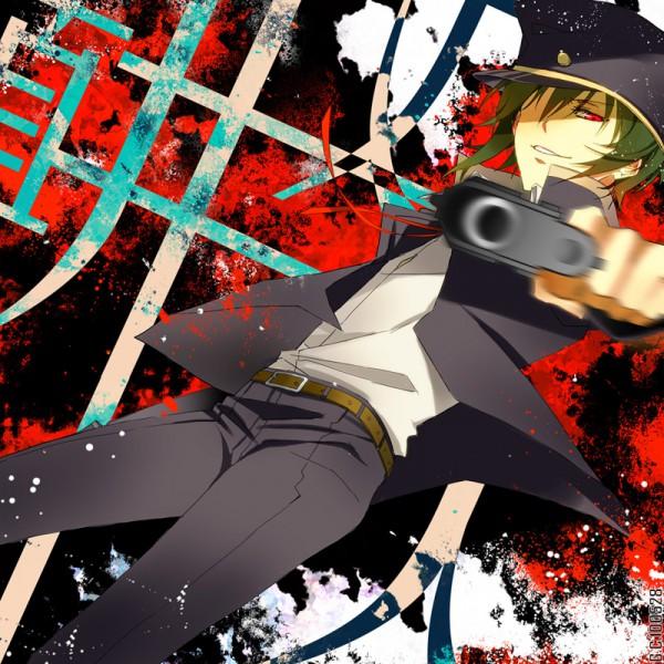 Tags: Anime, Gray Crow, Angel Beats!, Naoi Ayato, Pixiv