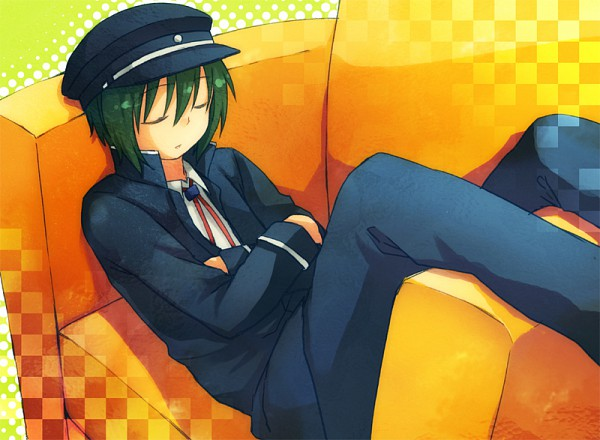 Tags: Anime, Rinko Sky, Angel Beats!, Naoi Ayato, Fanart, Pixiv