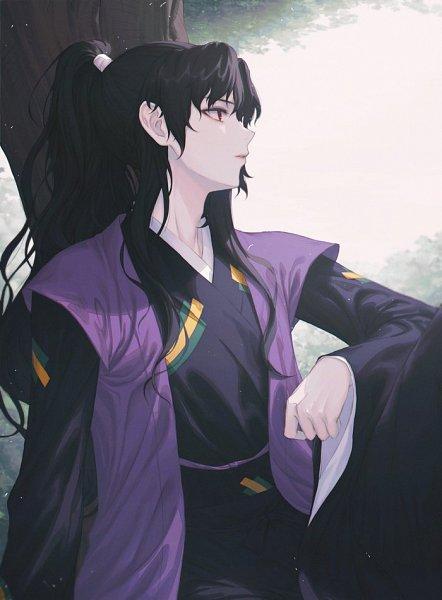 Tags: Anime, Hiera12, InuYasha, Naraku
