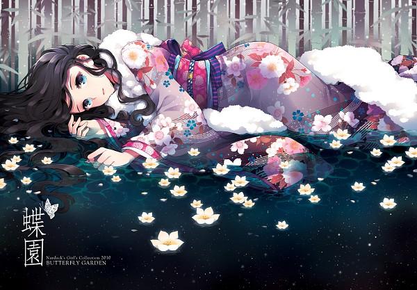 Tags: Anime, Nardack, Pixiv, Original, Scan