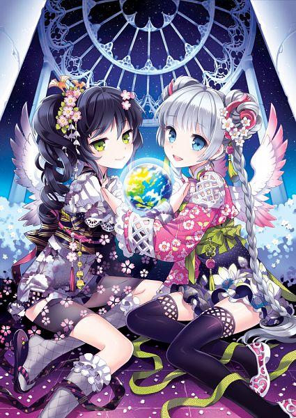Tags: Anime, Nardack, Mobile Wallpaper, Pixiv, Original