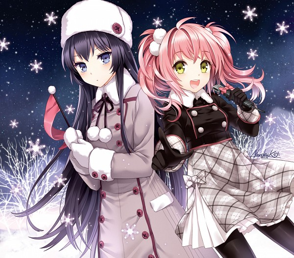 Tags: Anime, Nardack, Comic Market, Pixiv, Original, Comic Market 81