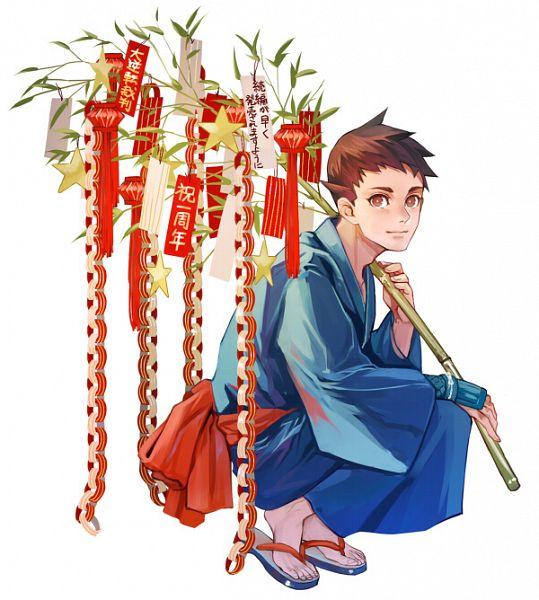 Naruhodo Ryunosuke - Dai Gyakuten Saiban: Naruhodou Ryuunosuke no Bouken