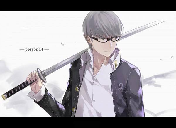 Tags: Anime, Cotta, Shin Megami Tensei: PERSONA 4, Narukami Yu, Fanart