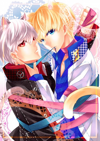 Tags: Anime, Argent-ag, Shin Megami Tensei: PERSONA 4, Narukami Yu, Pixiv, Mobile Wallpaper, Fanart From Pixiv, Fanart