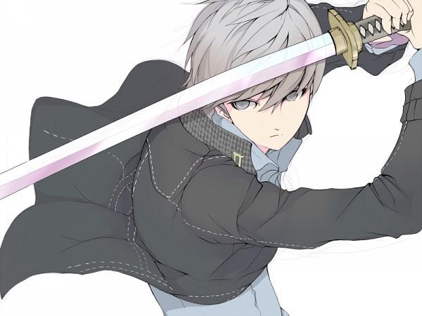 Tags: Anime, Kanten (Kanten328), Persona 4: The Ultimate In Mayonaka Arena, Shin Megami Tensei: PERSONA 4, Narukami Yu