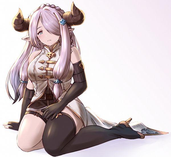Tags: Anime, Pixiv Id 2116871, Granblue Fantasy, Narumeia (Granblue Fantasy), PNG Conversion