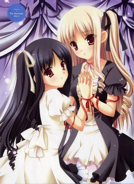 Tags: Anime, Narumi Yuu, Scan, Pixiv