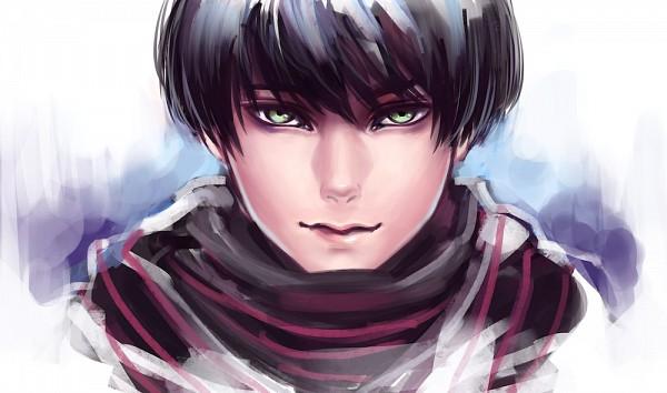 Tags: Anime, Pixiv Id 4297166, Kyoukai no Kanata, Nase Hiroomi, Fanart, Fanart From Pixiv, Pixiv